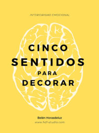 cinco sentidos para decorar