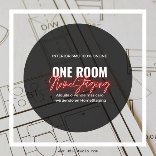 One Room Homestaging by hdl studio
